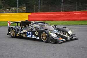 WEC Race report Bad luck for Lotus LMP2 at the 6 Hours of Silverstone
