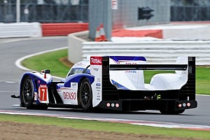 WEC Breaking news Toyota's ingenious rear wing surprises the Silverstone paddock