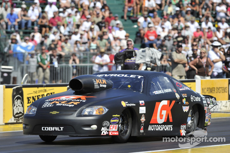 Red-hot Enders aims at Pro Stock Indy title