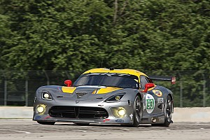 ALMS Preview SRT Viper heads to the Streets of Baltimore