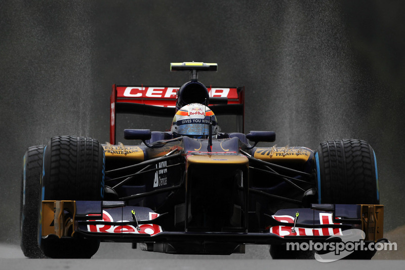 Toro Rosso qualify 15th and 16th at Spa