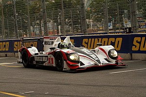 ALMS Race report Another weekend for Muscle Milk Pickett Racing to forget in Baltimore