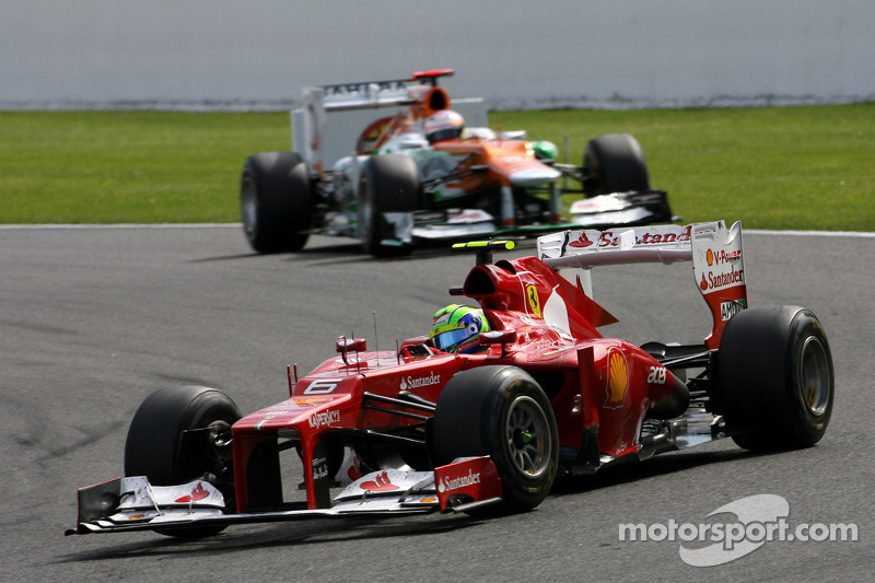 Massa begins quest for new contract at Spa