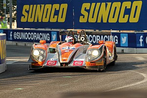 ALMS Race report Suspension failure bruises Plowman's title hopes in Baltimore
