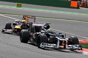 Gillan sums up Williams team frustrations in Belgium