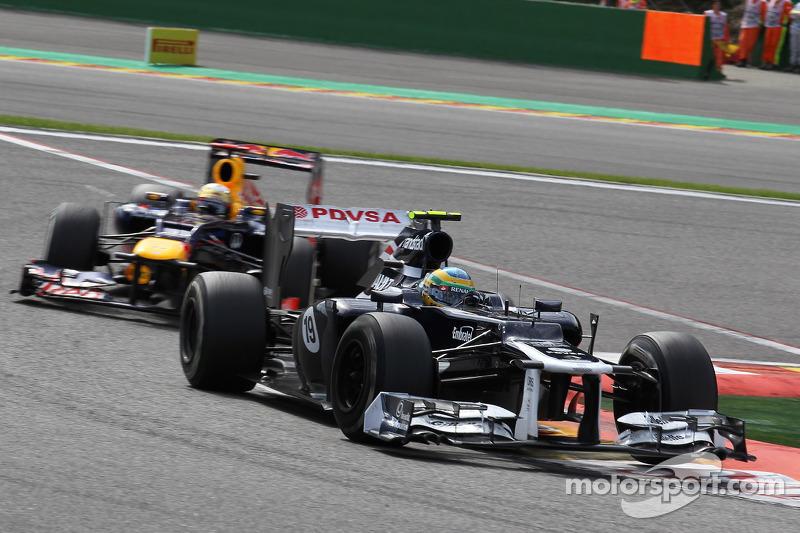 Gillan sums up Williams team frustrations in Belgium