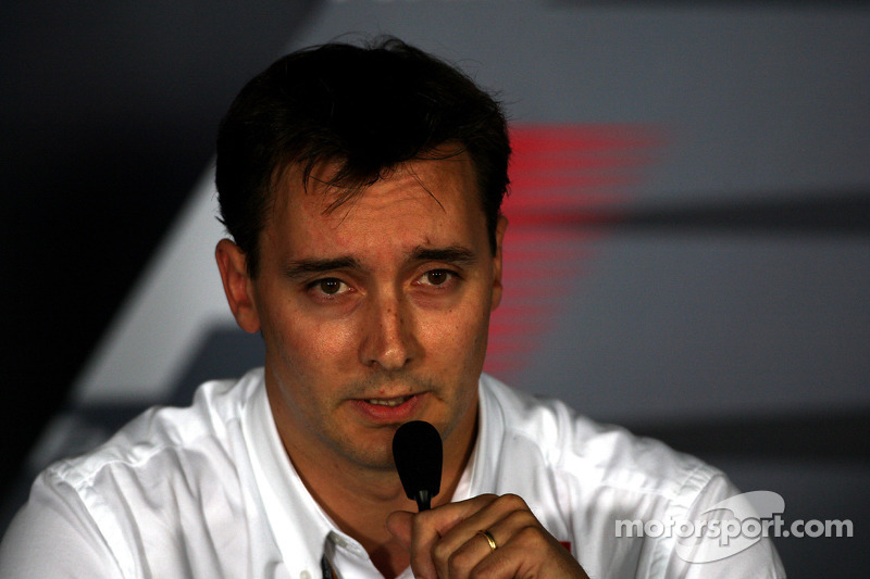 Toro Rosso says Key new technical boss