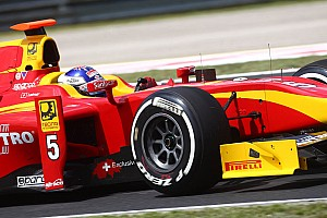 GP2 Preview The Racing Engineering team are looking forward to Monza with high hopes