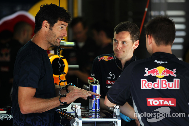 Italian GP Friday practice - Red Bull is not there yet