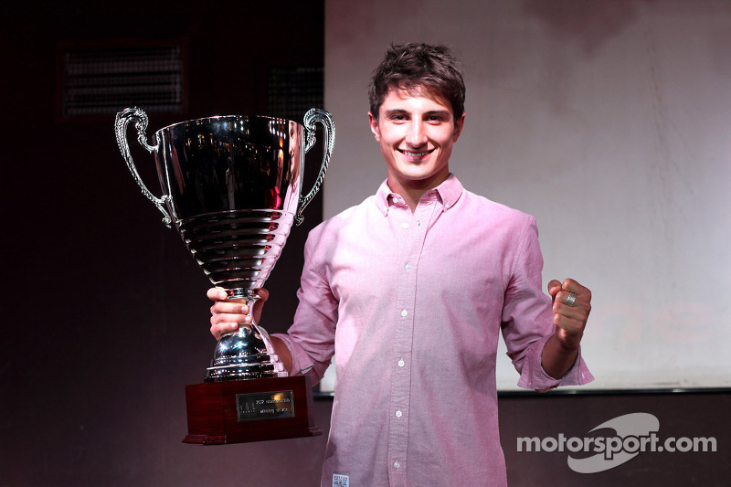 Mitch Evans - Thoughts of a GP3 Champion