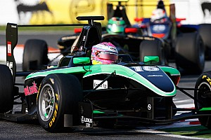 GP3 Race report First point for Powell and a female driver in GP3 season finale at Monza