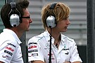 Axed Red Bull reserve Hartley re-emerges at Mercedes