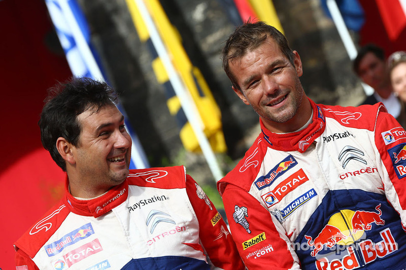 Citroen can secure the Manufacturers title in Wales Rally GB