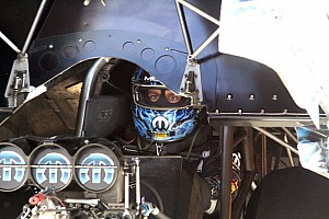 NHRA Preview Hagan ready for first race of Countdown in Charlotte