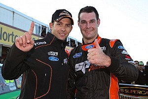 V8 Supercars Qualifying report Van Gisbergen secures pole position for Sandown 500