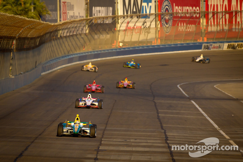 MAVTV 500 - The finale of a difficult season for Lotus HVM Racing