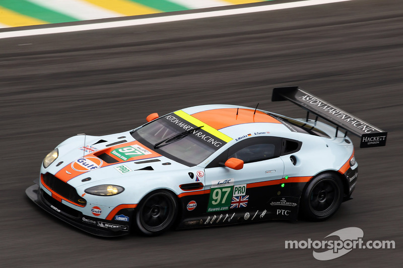 Stefan Mucke second in GTE Pro at 6 Hours of Sao Paulo