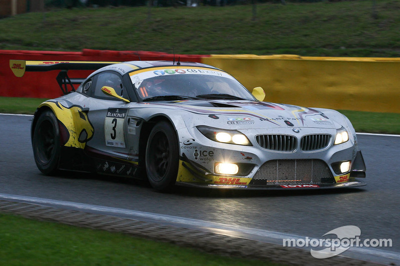 Marc VDS look to consolidate championship lead at the Nürburgring