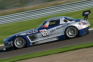 Endurance Preview Baumann and Buhk aim to be Lords of the 'Ring' for FIA-GT3 season finale