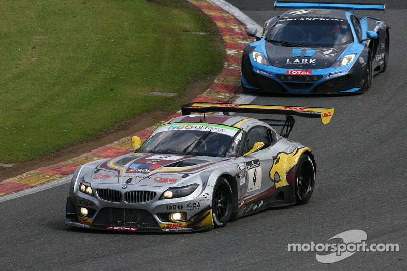 Top ten for Marc VDS at the Nürburgring