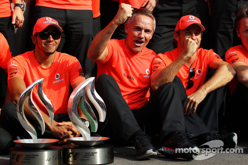 Whitmarsh bullish over new Hamilton deal