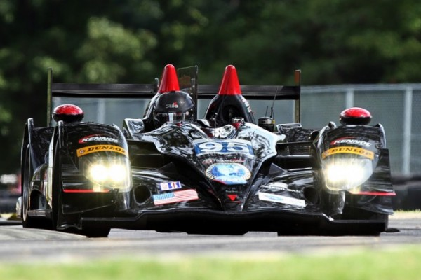 Dario and Marino Franchitti join Scott Tucker, Level 5 for Petit Le Mans