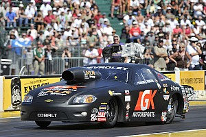 Enders prepared for battle in Pro Stock final eliminations at St. Louis