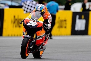 MotoGP Race report Pedrosa reigns in Spain with Aragon victory