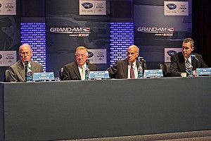 Grand-Am Breaking news Grand-Am, ALMS officials discuss with manufacturers next steps to unification