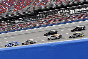 NASCAR Sprint Cup Testing report Ricky Stenhouse happy with new 2013 car at Talladega test
