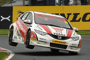 BTCC Preview Honda duo Shedden and Neal to continue battle at Silverstone