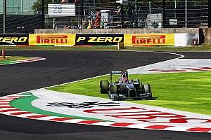 Rosberg chaged engine and Schumacher left the road on Suzuka Friday practice
