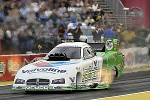 NHRA Qualifying report Beckman, Grubnic, Line and Krawiec top qualifiers at Reading as records fall