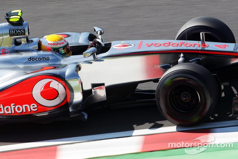 McLaren relationship heading downhill for Hamilton