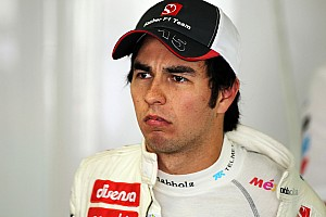 Perez a 'rough diamond', not crazy - Whitmarsh