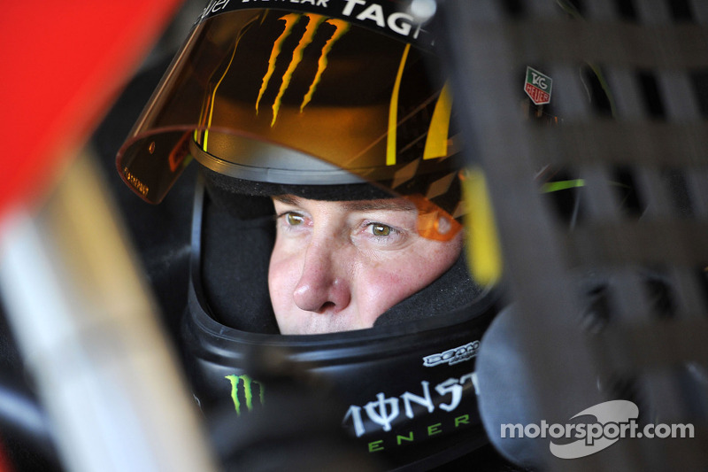 Kurt Busch comments on expectations this weekend at Charlotte