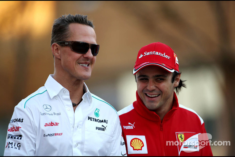 Massa thinks 2013 extension 'will not be long'