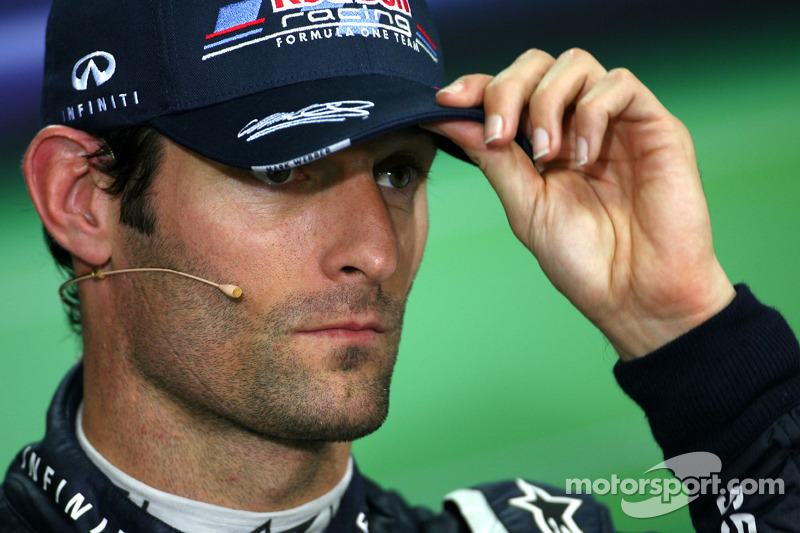 Webber could play title-spoiling role - Button