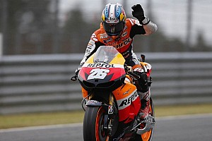 MotoGP Race report Pedrosa secures stylish victory at Motegi in front of his Honda fans