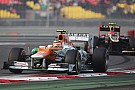 Sahara Force India picked up eight points in the Korean Grand Prix
