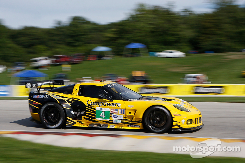 Corvette Racing looks to finish with a flourish at Road Atlanta
