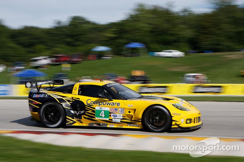 Corvette Racing looks to finish with a flourish at Road Atlanta
