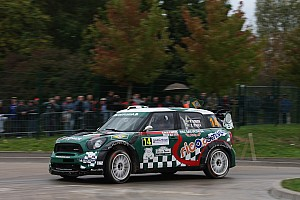 WRC Preview Team MINI Portugal is pleased to take on Rally Italia Sardegna