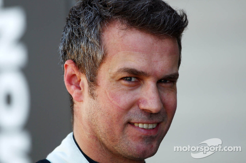 Tiago Monteiro prepares to give the new Honda its first race in Suzuka