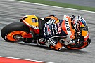 Pedrosa quickest in sultry Sepang practice