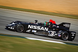 ALMS Race report Mission accomplished: Nissan DeltaWing scores Petit Le Mans top five