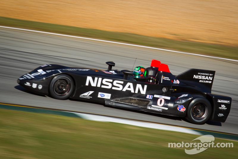 Mission accomplished: Nissan DeltaWing scores Petit Le Mans top five