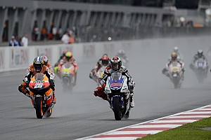 Bridgestone: Azuma on Sepang dry, wet track conditions