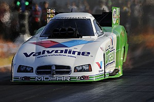 Trio of Funny Car drivers head to Las Vegas with title within their grasp