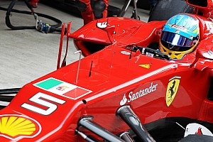 Formula 1 Breaking news Ferrari denies navy flag logo is 'political'